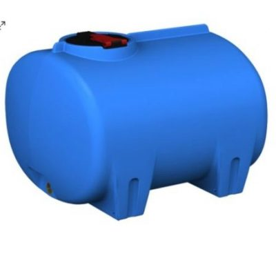 Global 1000L Cartage Tank