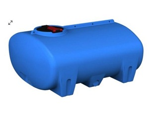 Global 1200L Cartage Tank