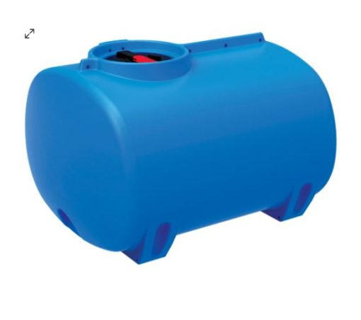 Global 2000L Cartage Tank