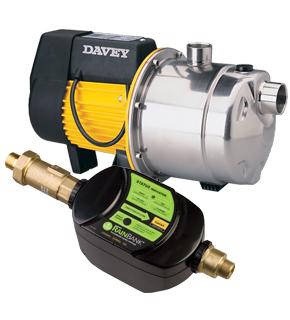 Davey Rainbank KRB2 – Rainwater Harvesting Pump – PRICE POA