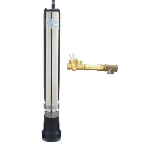Hyjet HHR-370S Submersible Mains Switch Over Pump