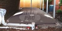 Bladder Tank 2500L