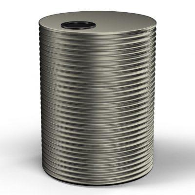 Kingspan 25740 Litre Aquaplate metal round water tank