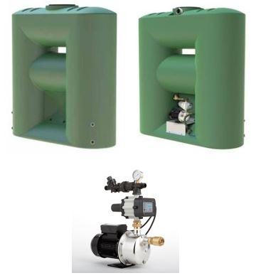 2060L & HHR-400 Pump