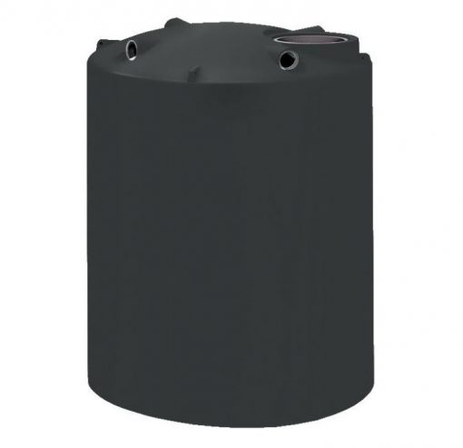 Polychoice 4000 Litre round poly water tank