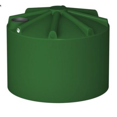 Kingston Water Tanks - Global 14000L Round Tank