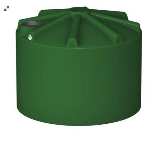 Kingston Water Tanks - Global 14000L Round Tank