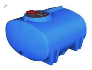 Kingston Water Tanks Global 600L Cartage Tank