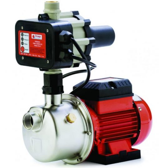 Kingston Water Tanks Orange Jet/Garden Pump SJ100-PM