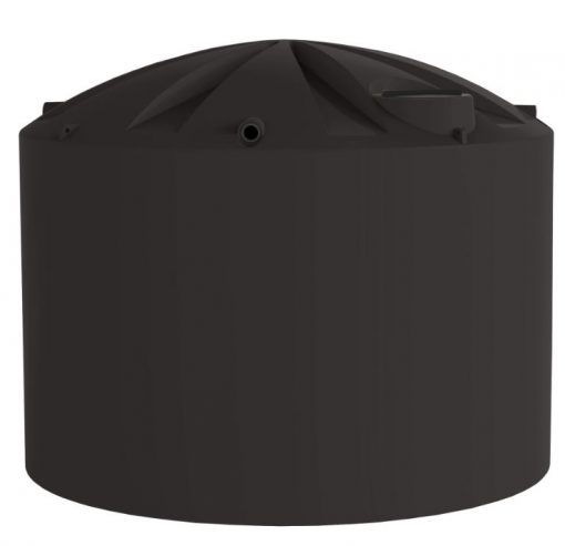 Polychoice 27000 Litre round poly water tank