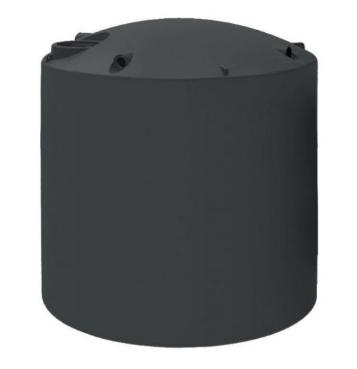 Polychoice 7000 Litre round poly water tank