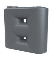 Melro 3510L Slimline poly water tank